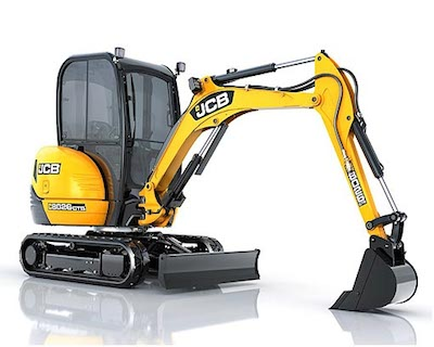 3 Ton Digger (8026) - Macroom Tool Hire & Sales