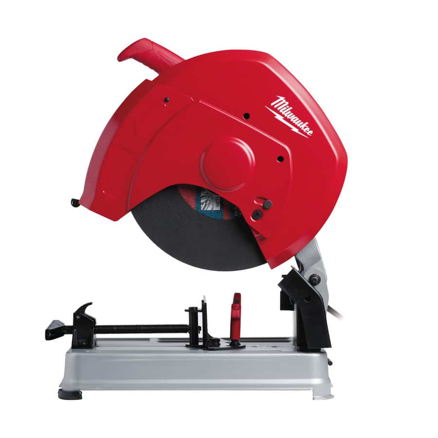 Milwaukee 2300w 14 metal chopsaw chs355 tool hire for Ace motor sales inc