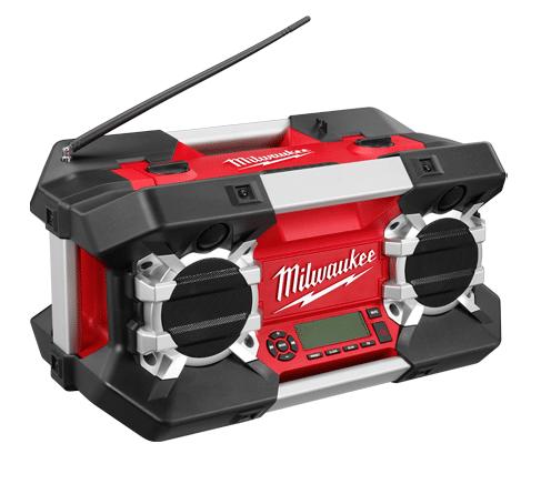 Milwaukee C12-28DCR Worksite Radio - Macroom Tool Hire & Sales