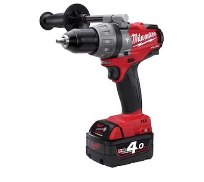Milwaukee M18CPD-402C Hammer Drill:Driver Kit - Macroom Tool Hire & Sales