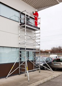Tower Scaffolding (19ft) - Macroom Tool Hire & Sales