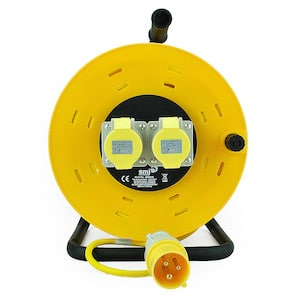 Cable Reel : Extension Lead - Macroom Tool Hire & Sales