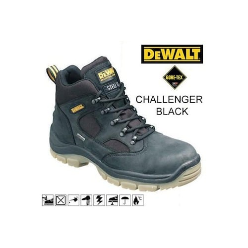 DeWALT Challenger 2 Goretex Safety Boot - Macroom Tool Hire & Sales