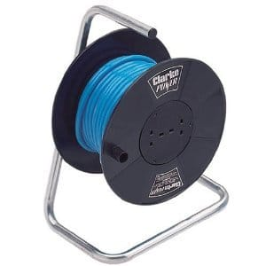 Extension Lead : Cable Reel - Macroom Tool Hire & Sales