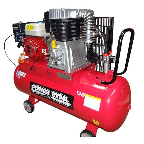Air Compressor 100ltr Petrol - Macroom Tool Hire & Sales