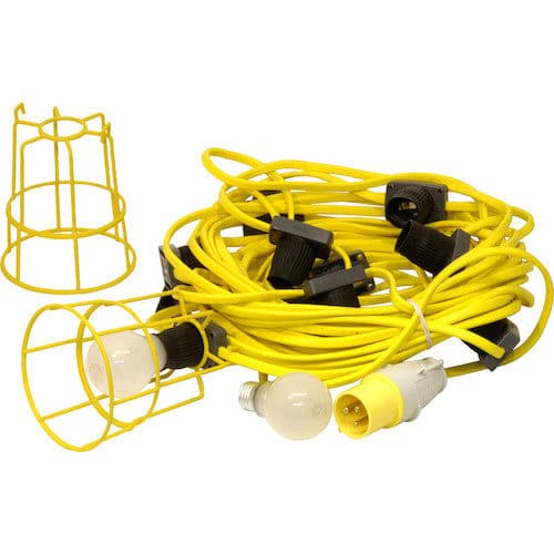 Festoon Lighting - Macroom Tool Hire and Sales