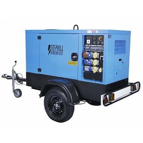 Generator (Diesel) 27KVA - Macroom Tool Hire & Sales