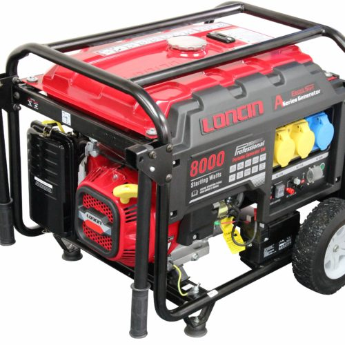 loncin lc8000 generator macroom tool hire and sales