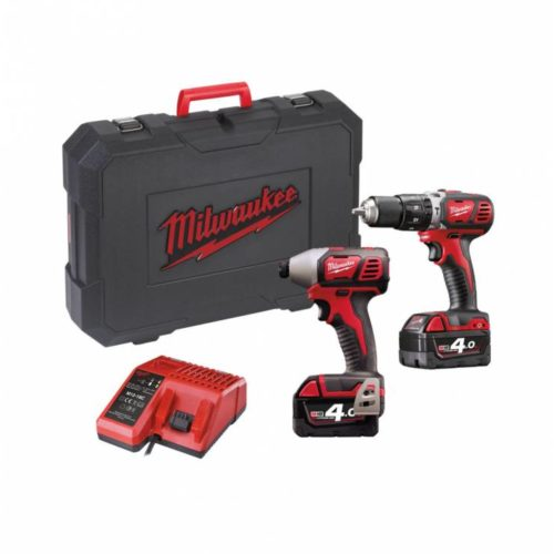 milwaukee m18bpp2c-402c power pack - macroom tool hire and sales