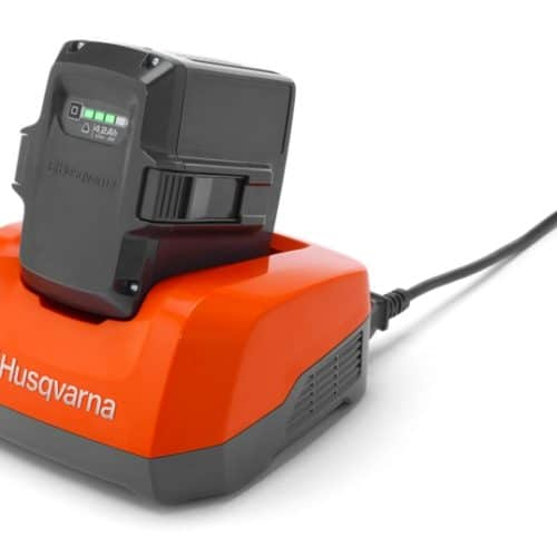 Husqvarna Battery Charger QC330 - Macroom Tool Hire and Sales