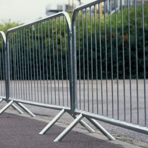 Pedestrian Barrier macroom tool hire and sales