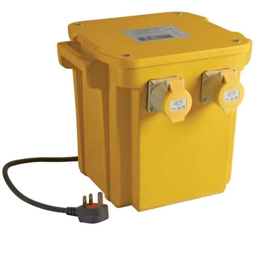 Transformer 5KVA - Macroom Tool Hire & Sales