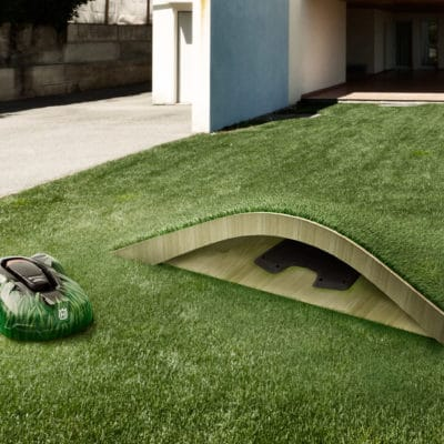 Robotic Mower: Discover how you can get the perfect lawn…by doing nothing!