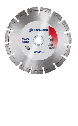 Husqvarana AS45 Consaw Blade 300mm - Macroom Tool Hire and Sales