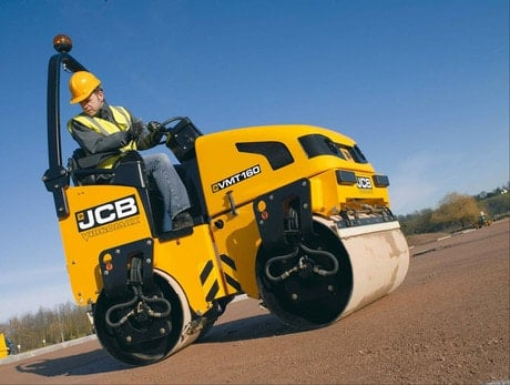 JCB 1.7 tonne - VMT 160 : 90 Roller - Macroom Tool Hire and Sales
