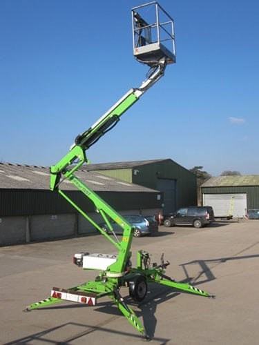 Cherry Picker / Hoist 40ft
