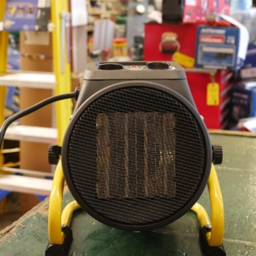 Jefferson Electric Fan Heater macroom tool hire and sales