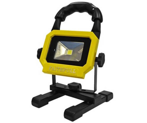 LED Rechargeable LED Worklight 20watt macroom tool hire and sales