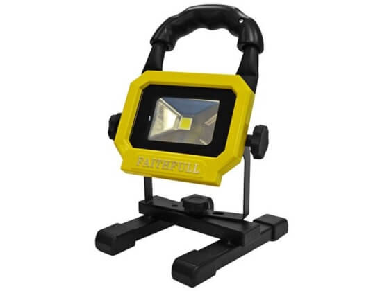 Led Worklight 10watt Faithfull