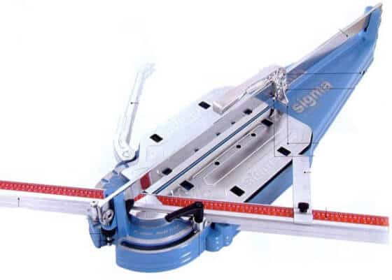 Sigma large 77cm tile cutter macroom tool hire and sales