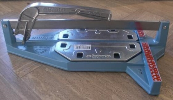 Sigma small 37cm Tile Cutter macroom tool hire and sales