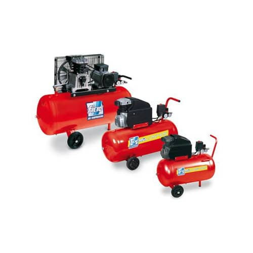 Air Compressors & Chipping Hammers