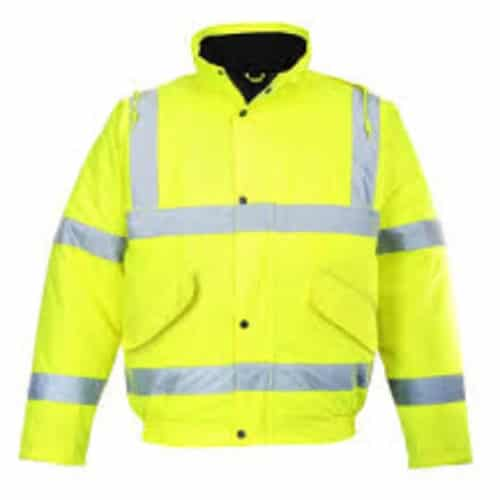 portwest hi vis bomber jacket macroom tool hire and sales