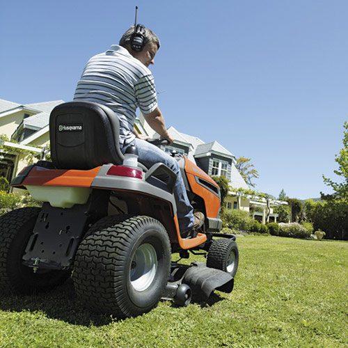Husqvarna Riders & Tractor Mowers - Sales