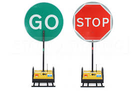 stop and go signs automatic macroom tool hire and sales
