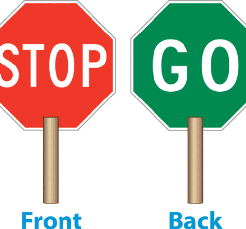 stop and go signs macroom tool hire and sales