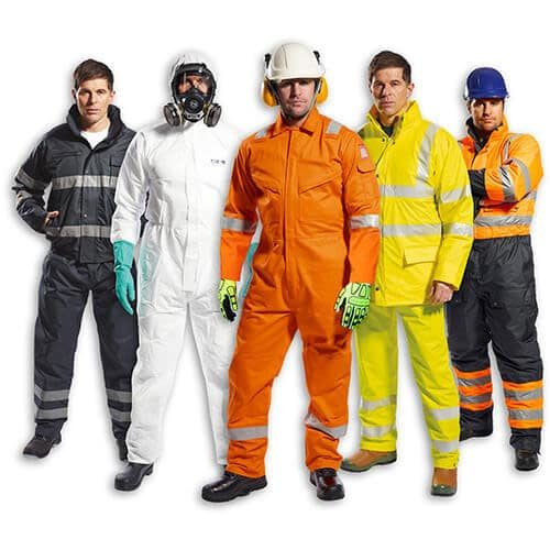 PPE - Personal Protection Equipment Sanders